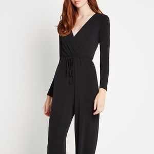 BCBG BLACK JUMPSUIT